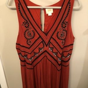 Anthropologie Jump Suit